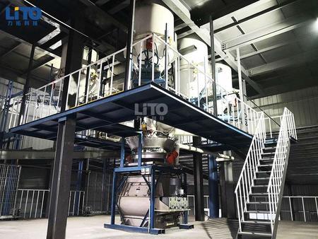 全自動水溶肥生產線